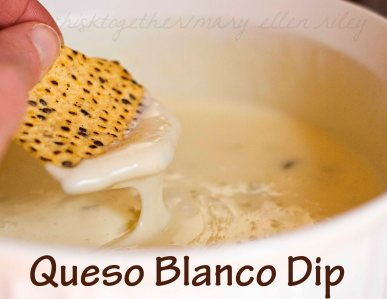 Queso Blanco on Whisk Together